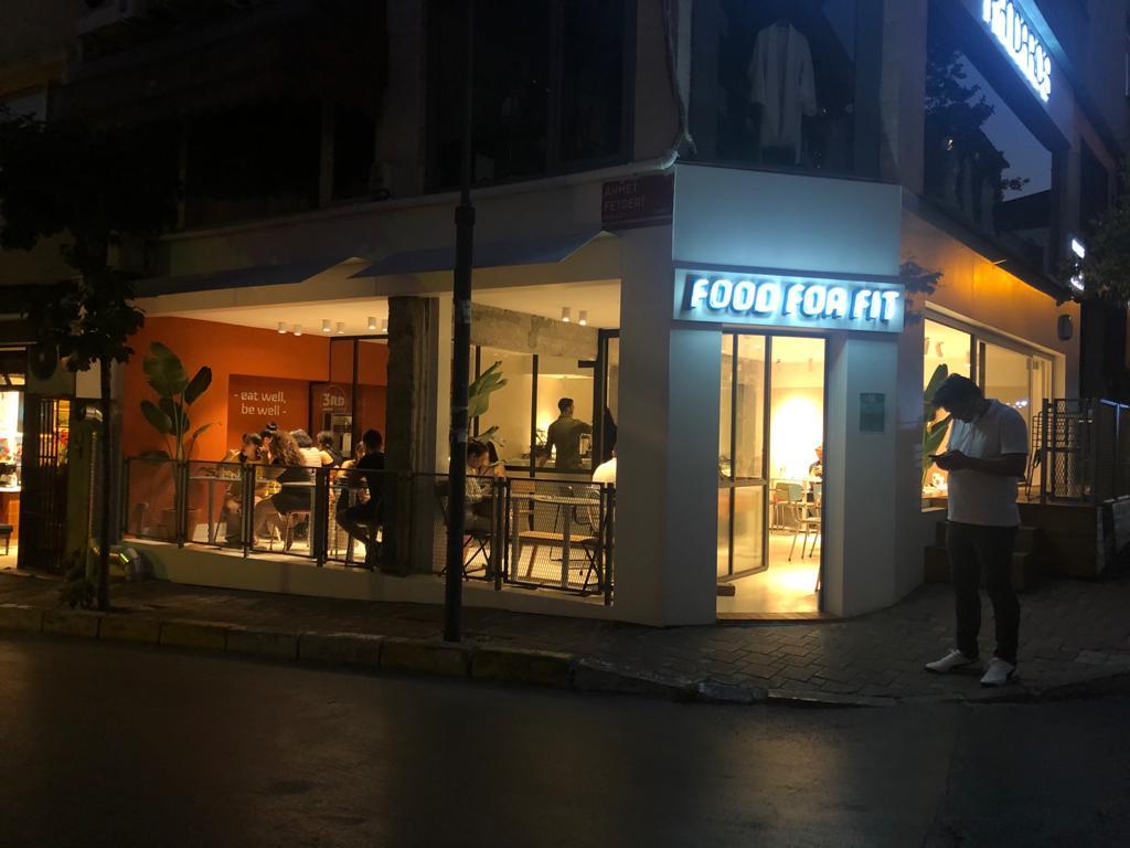 FOOD FOR FİT -NİŞANTAŞI