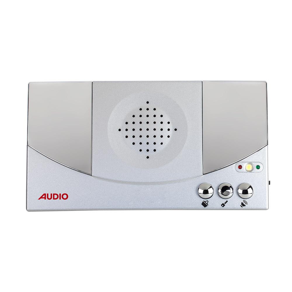 FNK 311 Sesli Diafon (Kapıcılı Ses Ayarlı Gümüş)